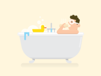 Tub Guy