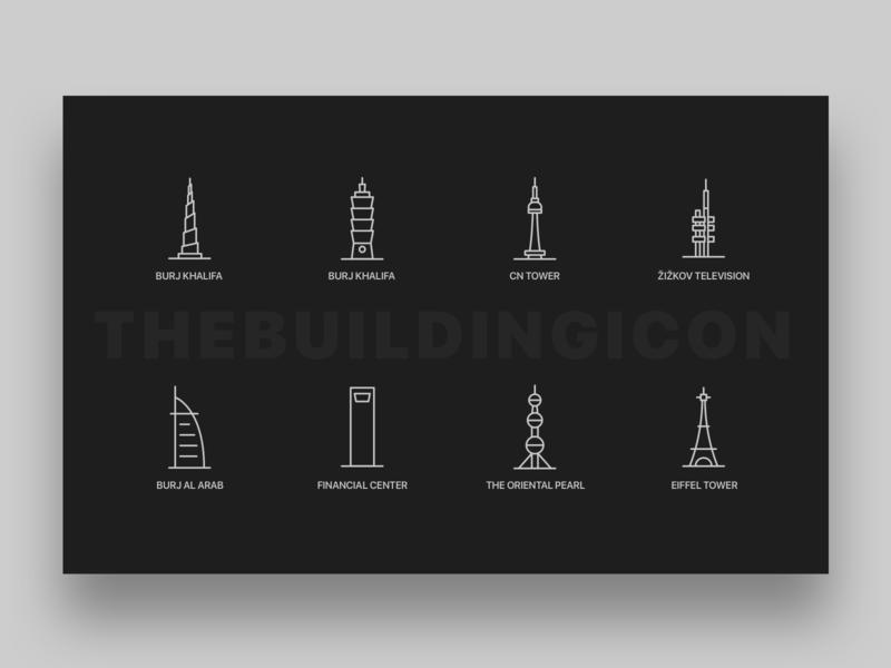 Building icon vector illustration ui logo icon building