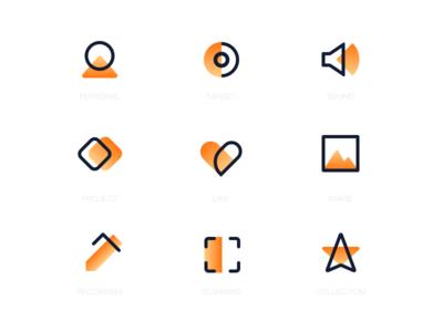 Iconstyle branding logo building design vector ui illustration icon