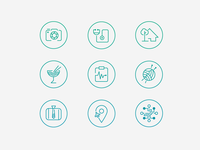 Curiosity Shoppe Icons