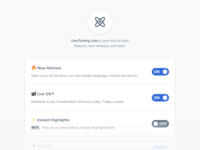 UserTesting Labs