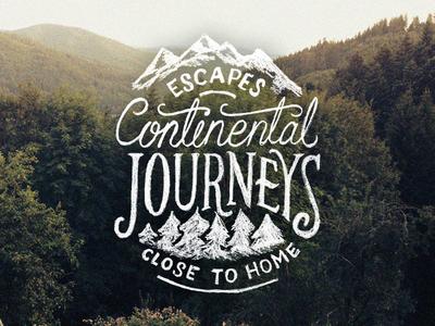 Continental Journeys