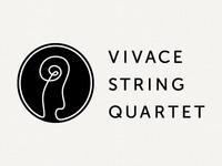 Vivace String Quartet Logo - WIP