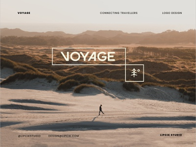 Voyage Branding application digital app travel poster ux vector ui app design adventure simple design branding logo graphic design