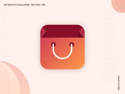 365 DAYS UI CHALLENGE   DAY 005