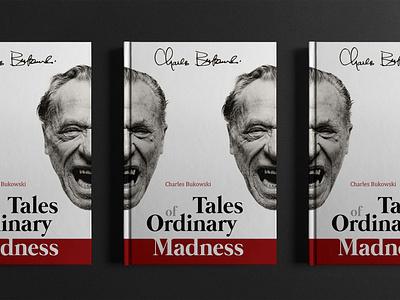 Book cover design concept for Charles Bukowski clean design minimal design graphic design brand design clean bukowski charles cover art cover artwork cover design cover book cover book