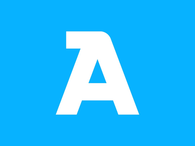Letter A - style n.3