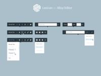 Lexicon - Alloy Editor