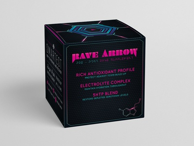 Rave Arrow Supplement Packs