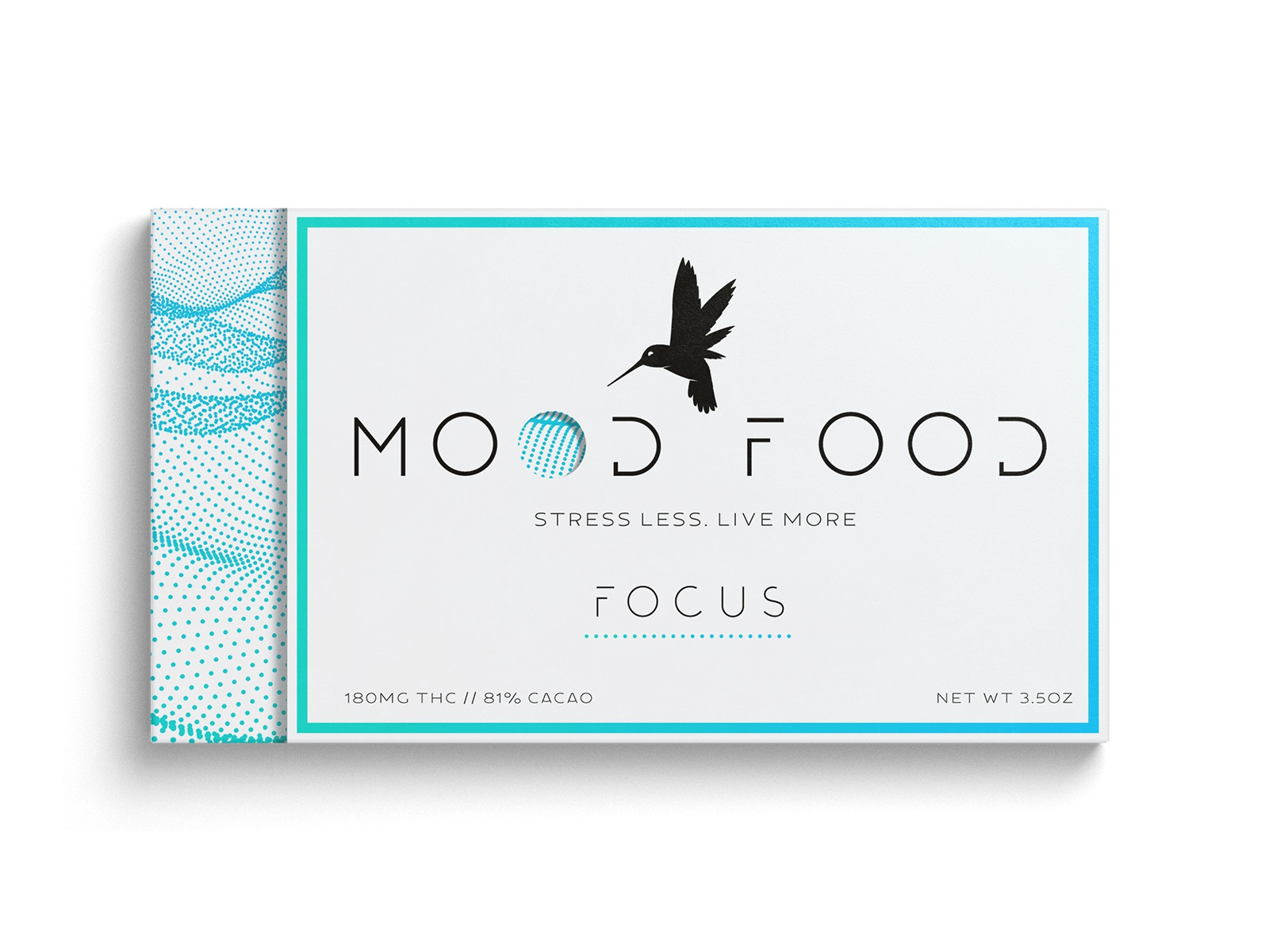 Mood food website focus