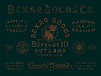 Bexar Goods Branding Pack Version 1