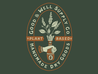 GOOD & WELL SUPPLY CO. LOGO
