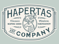 Hapertas Rebranding and Identity design