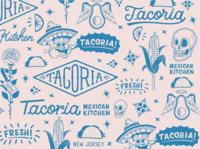 Pattern Design for Tacoria