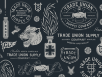 Trade Union Supply Co. Rebrand