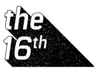 Logo design; The 16th