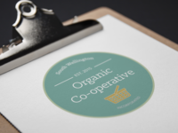 Logo design; South Wellington Organic Co-operative
