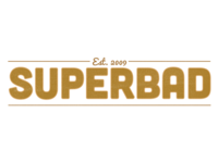Logo design; Superbad