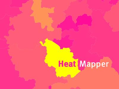 HeatMapper - Heat Map Generator