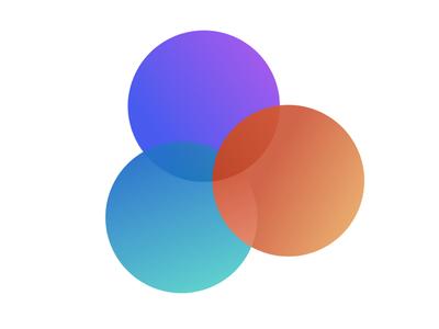 Venn Diagram venn colorful infographic diagram circles