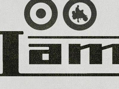 Lambretta target mods scooter lambretta logo scratch vintage