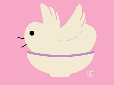 avatar for me on a better resolution. pink branding logo illustration