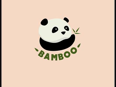 #dailylogochallenge bamboo dailylogochallenge daily logo bamboo panda