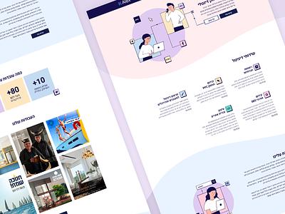 Alex Media adwords ppc seo google social illustration ux web flat design ui