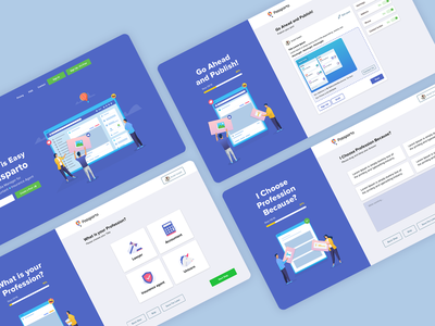 Social Platforms Empowering You To The Max There's no question a web design visual identity product design design system linkedin facebook flat mobile dashboad details ux animation social illustration design ui