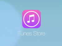 iOS 7 iTunes Store Icon