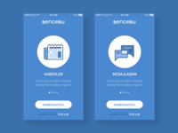BenceBU App Landing Pages