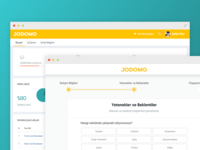 Jodomo Dashboard