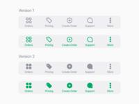 Laundry App Navbar