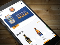 Beer House -  The Bar App | Concept