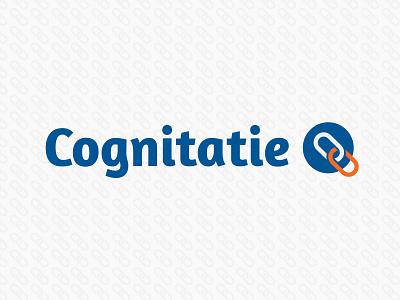 Cognitatie logo illustrator icon vector typography logo graphic design minimal flat design branding