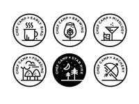 Chef Camp Badges