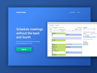 Daily UI: Design 003 — Landing Page