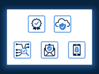 security tech icons