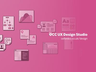 UX Design Studio Illustrations