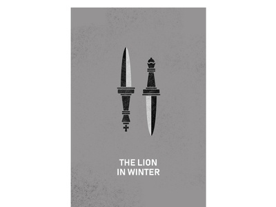 Lion Winter Poster