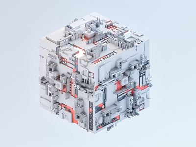Cube City displacement