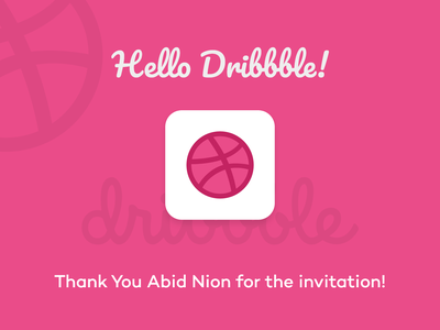 Thank You Abid Nion thank you web ui typography minimal design