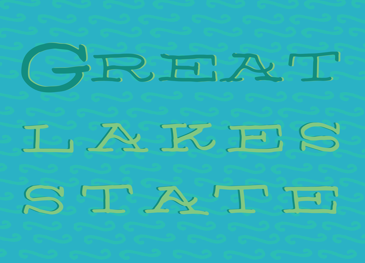 Great lakes state large