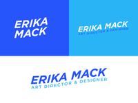 Personal Brand Refresh 2020 modern logo design logo colorful clean portoflio personal logo font typography branding