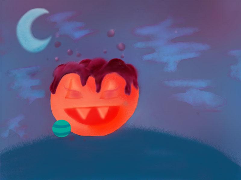 Pumpkin wip thumbnail