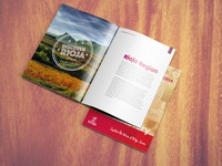 Discover Rioja Tasting Guide Booklet