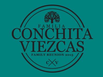 Conchita Viezcas tshirtdesign 1color tshirt