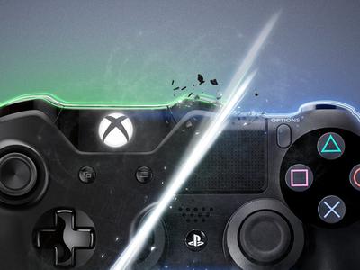 XBOX ONE vs PS4 (wip)