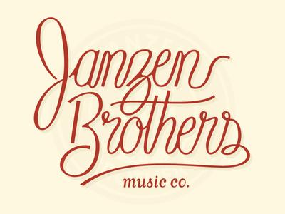 Janzen Brothers Music Co. thanksgiving fall autumn