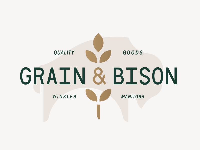 More and More Grain & Bison